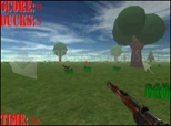 Captura Duck Hunter 3D