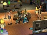Captura Los Sims 2: Universitarios Parche