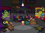 The Simpsons: Bart´s House of Weirdness