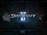 Captura Starcraft 2 – Wallpaper Logo