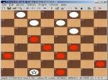 Captura Checker Board