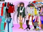 Captura Ayeka Dress Up Game