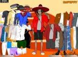 Captura Champloo Mugen Dress Up Game