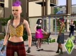Captura Los Sims 3: punky