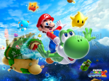 Captura Super Mario Galaxy 2