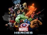 Captura Marvel Heroes Fondo