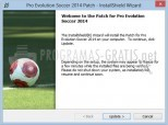 Captura PES 2014 Patch DVD