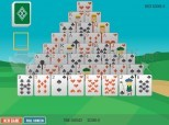 Captura Golfer Tower Solitaire
