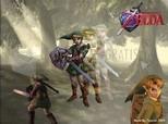 Captura The Legend of Zelda Wallpaper