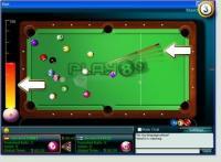 Captura Play89 Billar Pool 8 Ball Online