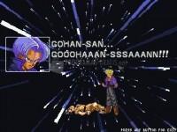 Captura Dragon Ball Z - MUGEN Edition 2